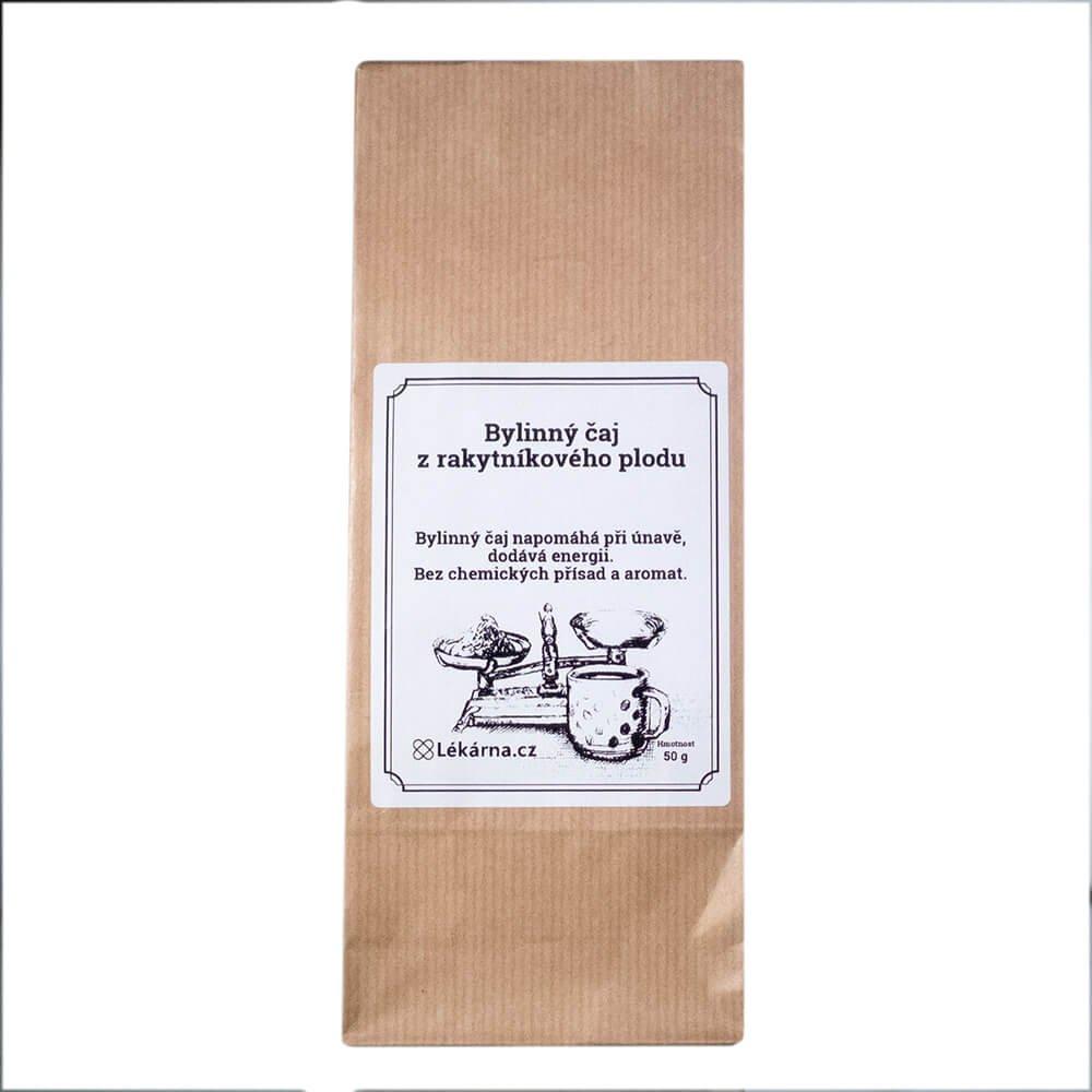 Bylinný čaj z rakytníkového plodu od LÉKÁRNA.CZ 50 g