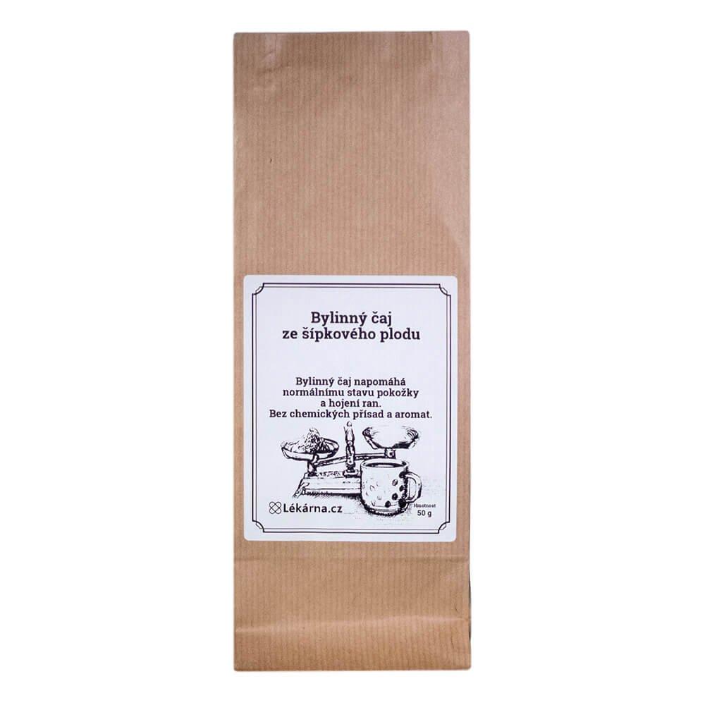 Bylinný čaj z šípkového plodu od LÉKÁRNA.CZ 50 g