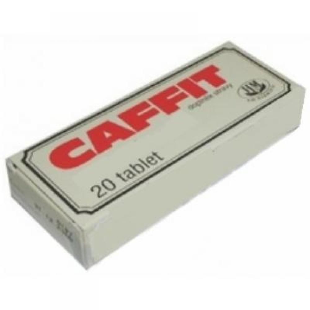 Caffit 20 tbl. - proti únavě