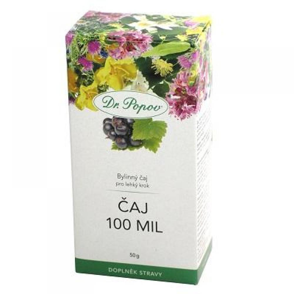 DR. POPOV 100 mil čaj 50 g