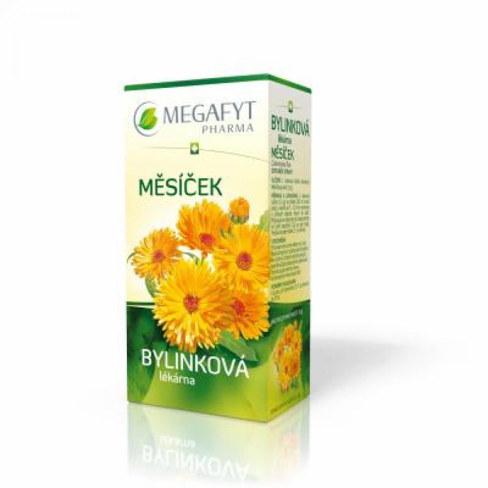 Čaj bylinková lékarna Měsíček 20x1,5g nálevové sáčky