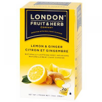 LONDON FRUIT & HERB  Zázvor s citrónem 20x2 g