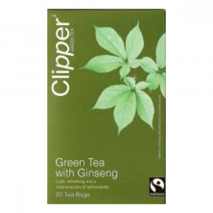 Čaj Clipper Pure Green Tea 25x2g