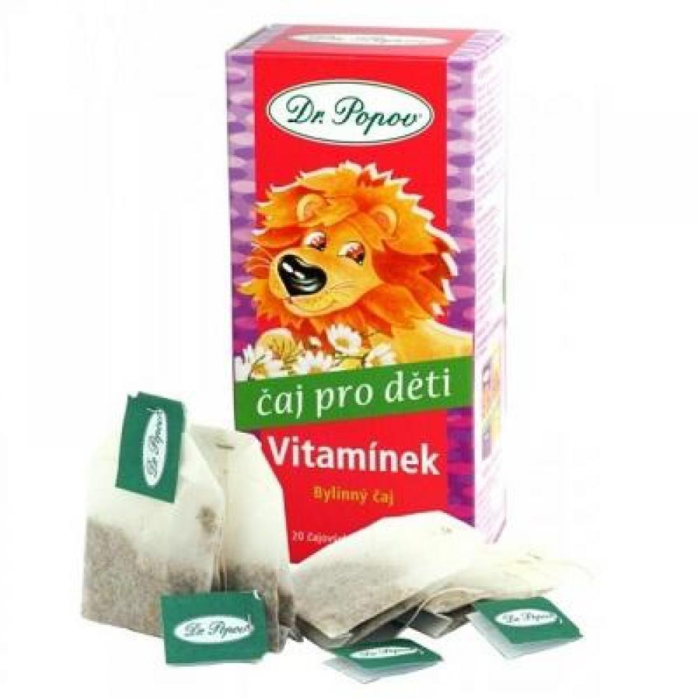 DR. POPOV Vitamínek čaj 30 g