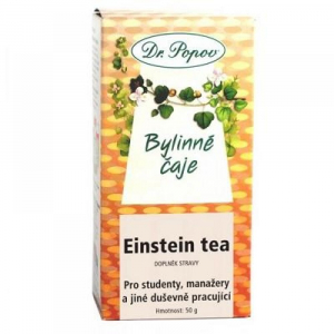 DR. POPOV Einstein tea 50 g
