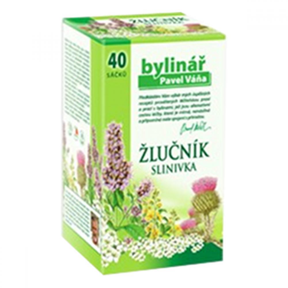 Čaj Váňa Žlučník+slinivka n.s. 40x1.6g