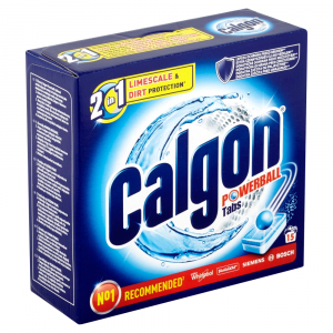 CALGON Powerball 2v1 tablety 15 ks