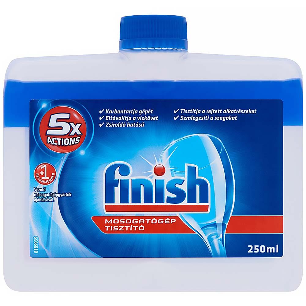 CALGONIT tekutý čistič myčky 250 ml