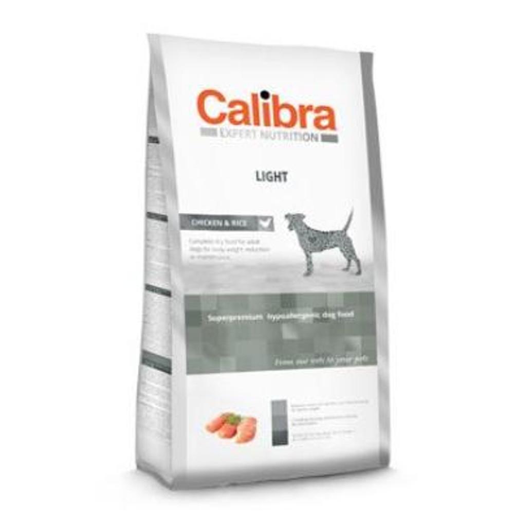CALIBRA SUPERPREMIUM Dog EN Light 2 kg