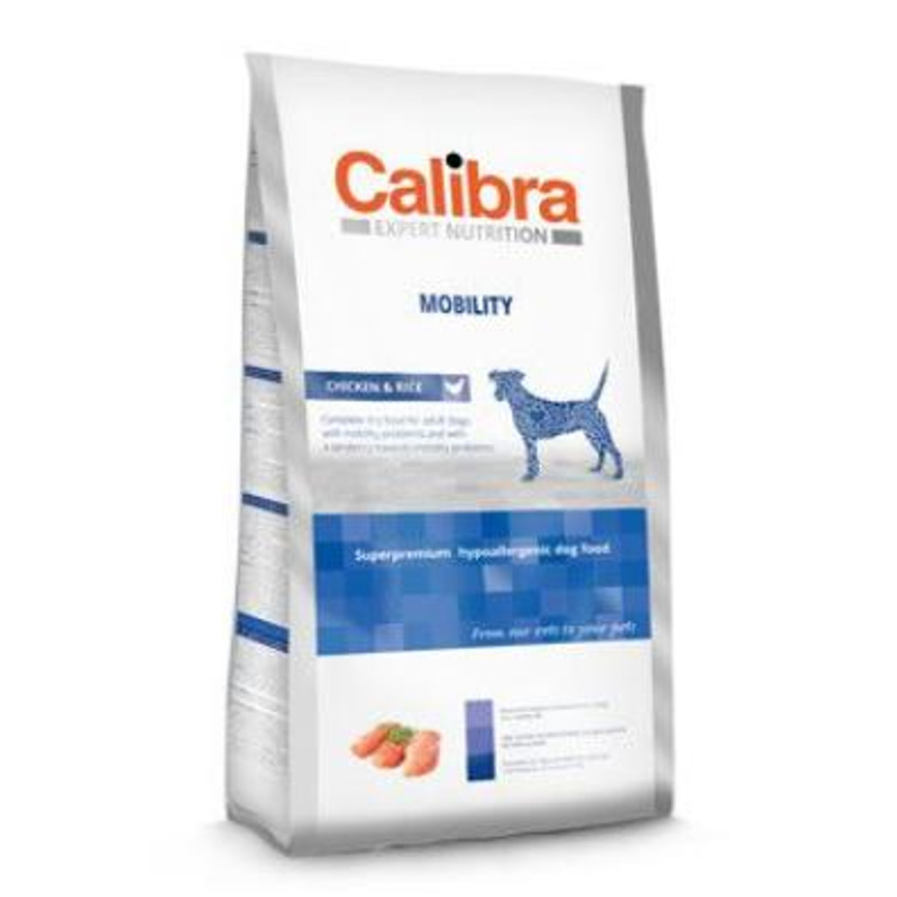 CALIBRA SUPERPREMIUM Dog EN Mobility 2 kg