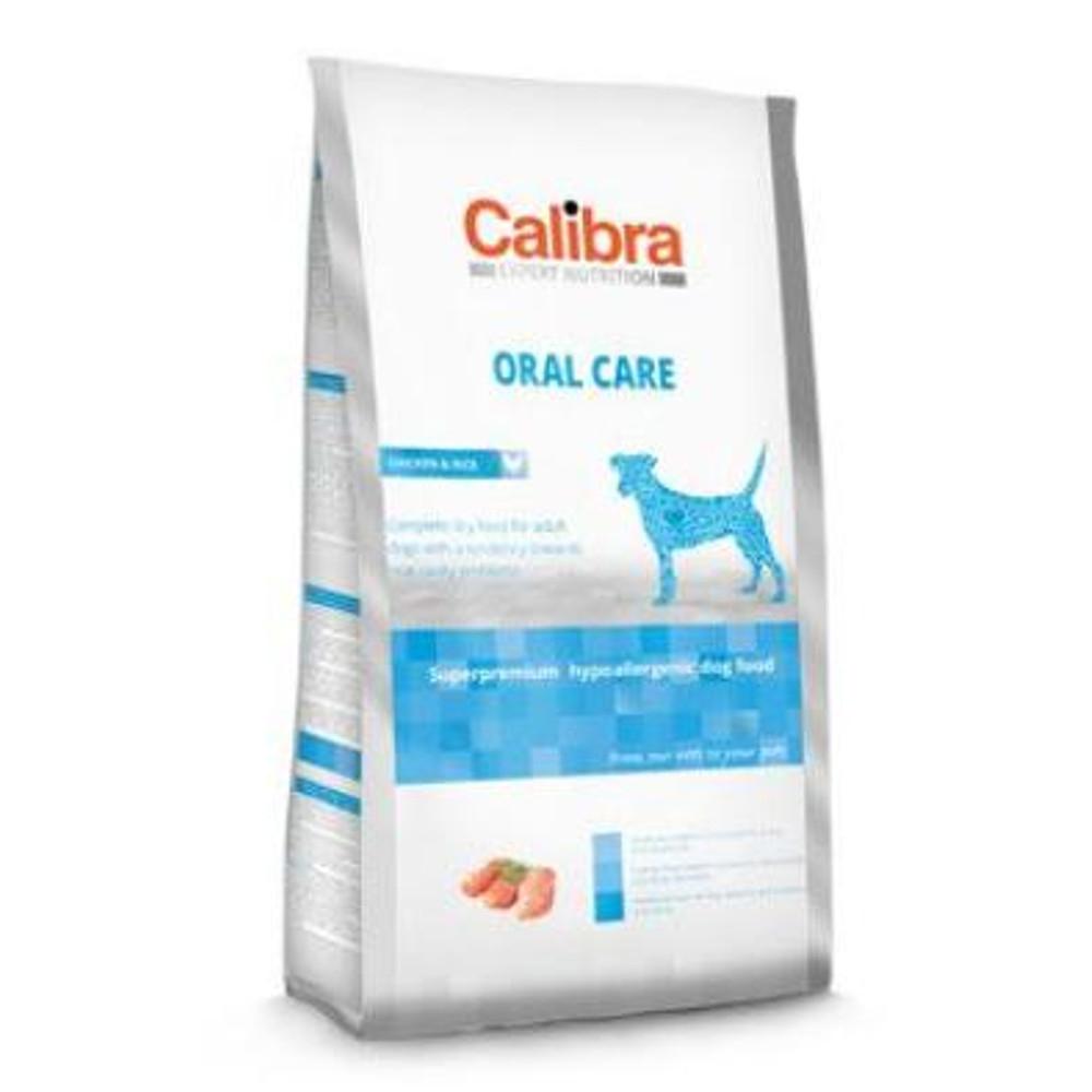 CALIBRA SUPERPREMIUM Dog EN Oral Care 2 kg