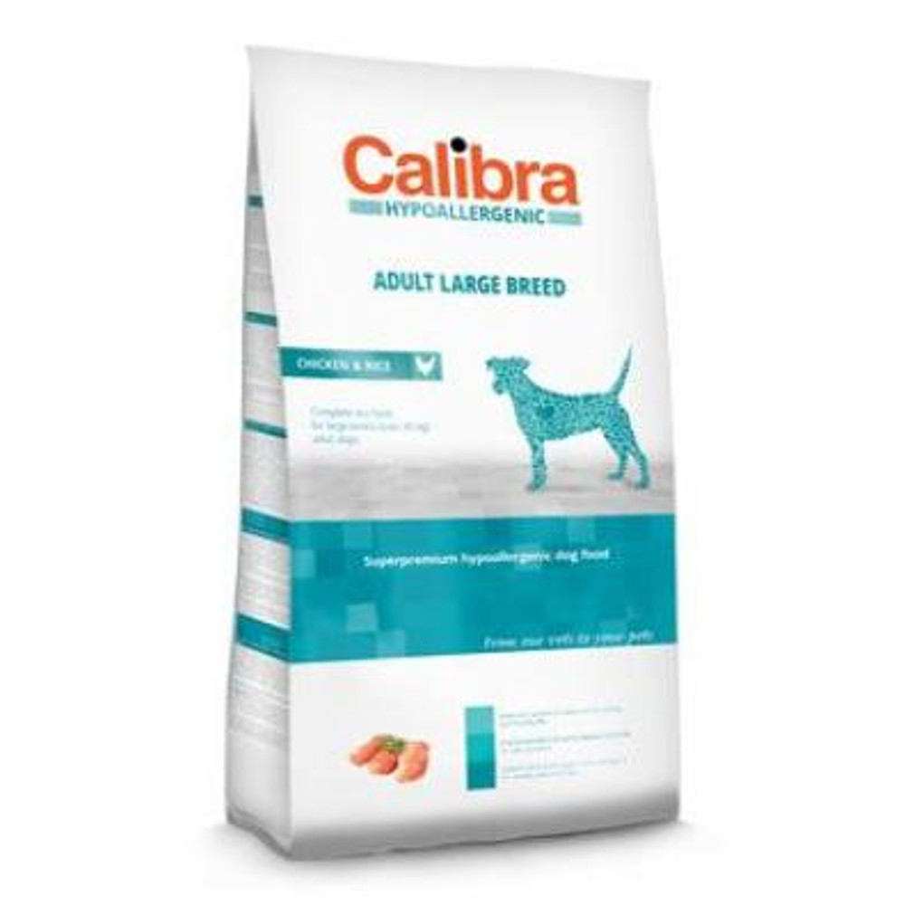 CALIBRA SUPERPREMIUM Dog HA Adult Large Breed Chicken 3 kg