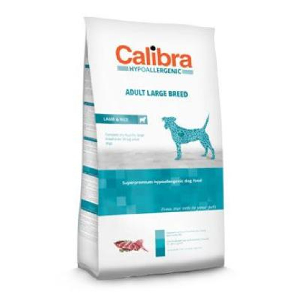 CALIBRA SUPERPREMIUM Dog HA Adult Large Breed Lamb 3 kg
