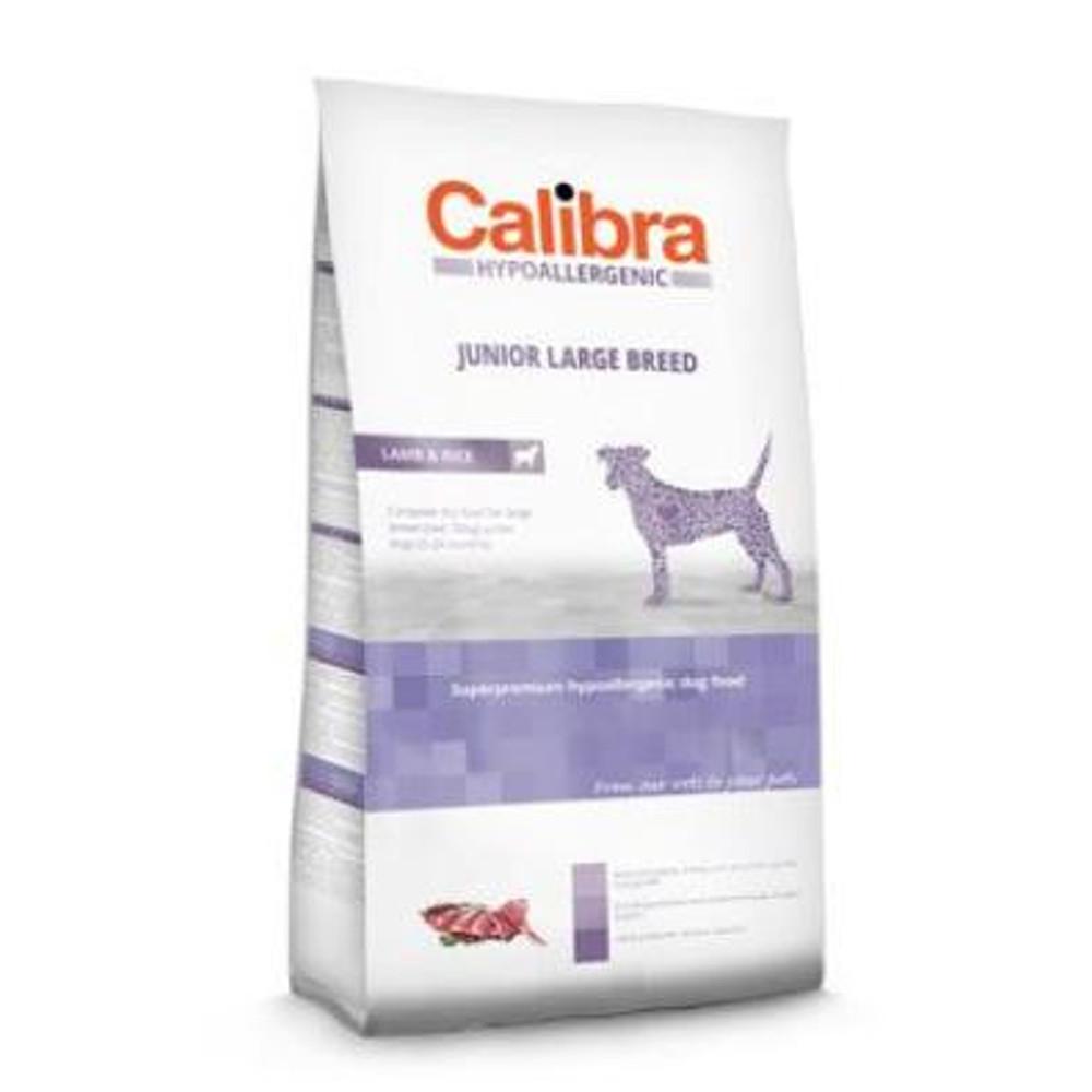 CALIBRA SUPERPREMIUM Dog HA Junior Large Breed Lamb 3 kg
