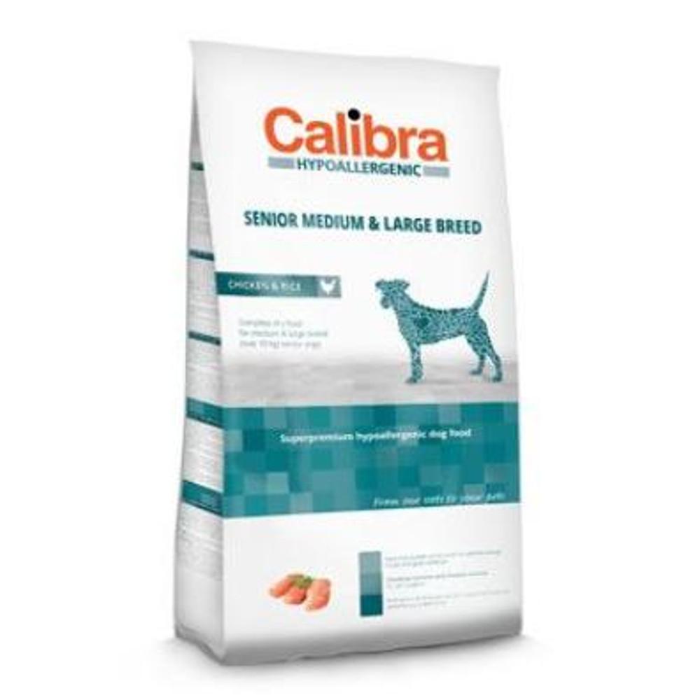 CALIBRA SUPERPREMIUM Dog HA Senior Medium & Large Chicken 3 kg