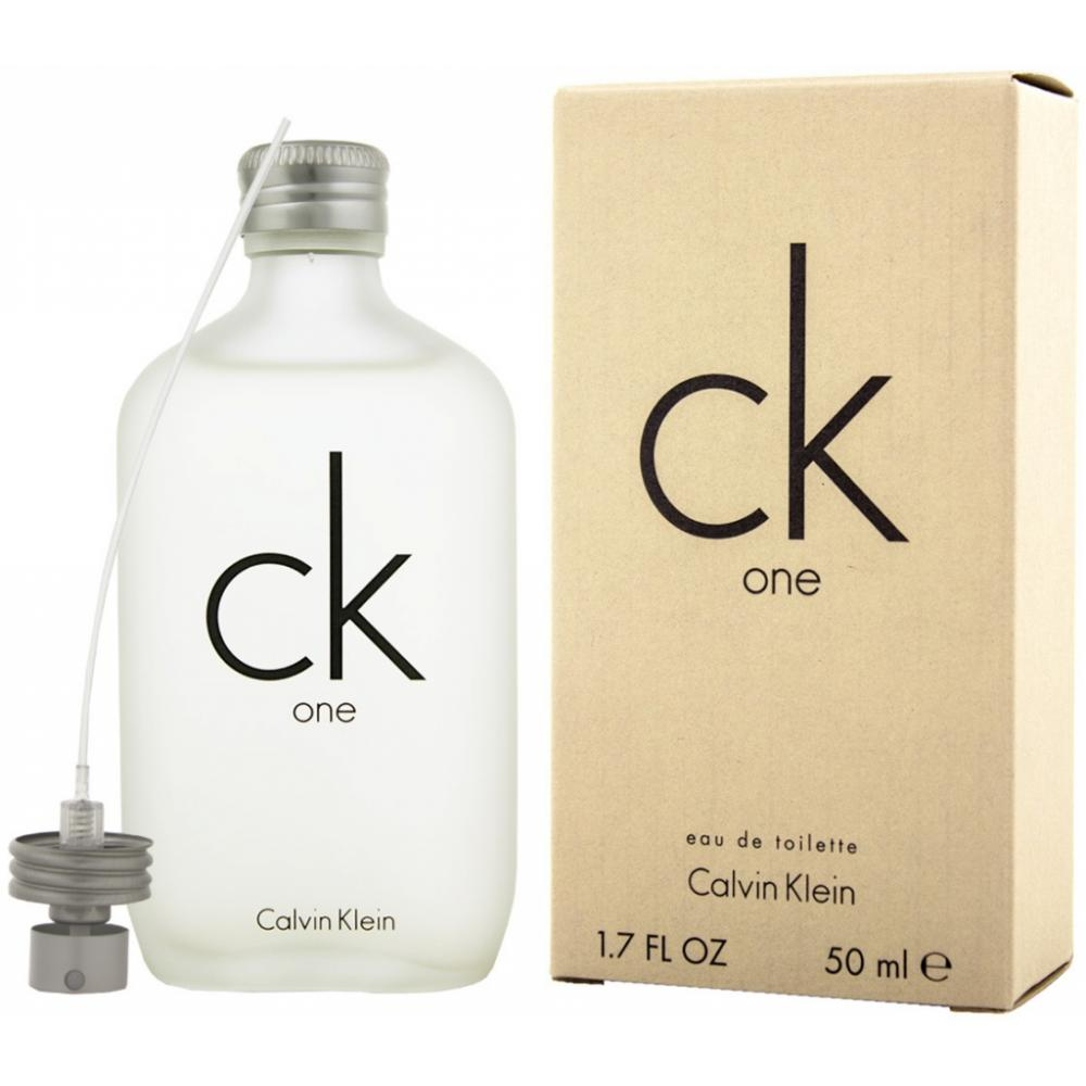 Calvin Klein CK One - toaletní voda s rozprašovačem 50 ml