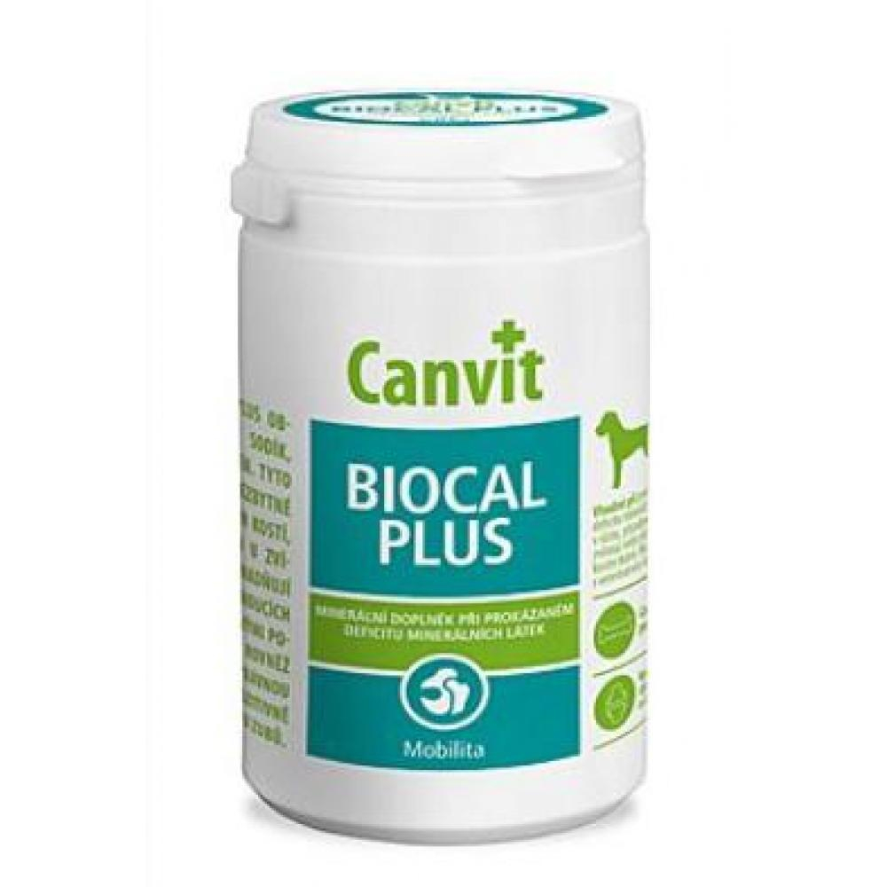 Canvit Biocal Plus pro psy 500 g new