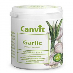 CANVIT Natural Line Garlic prášek 150 g