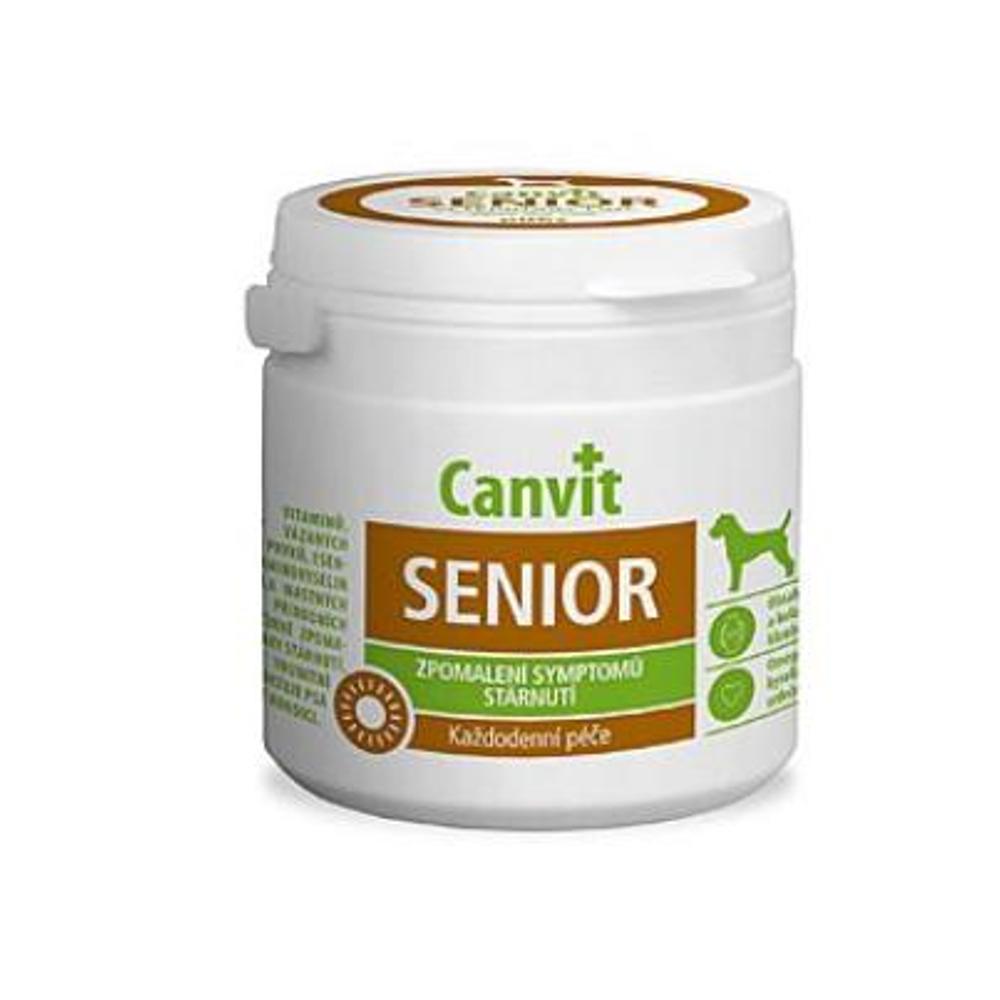 CANVIT Senior pro psy 100 g