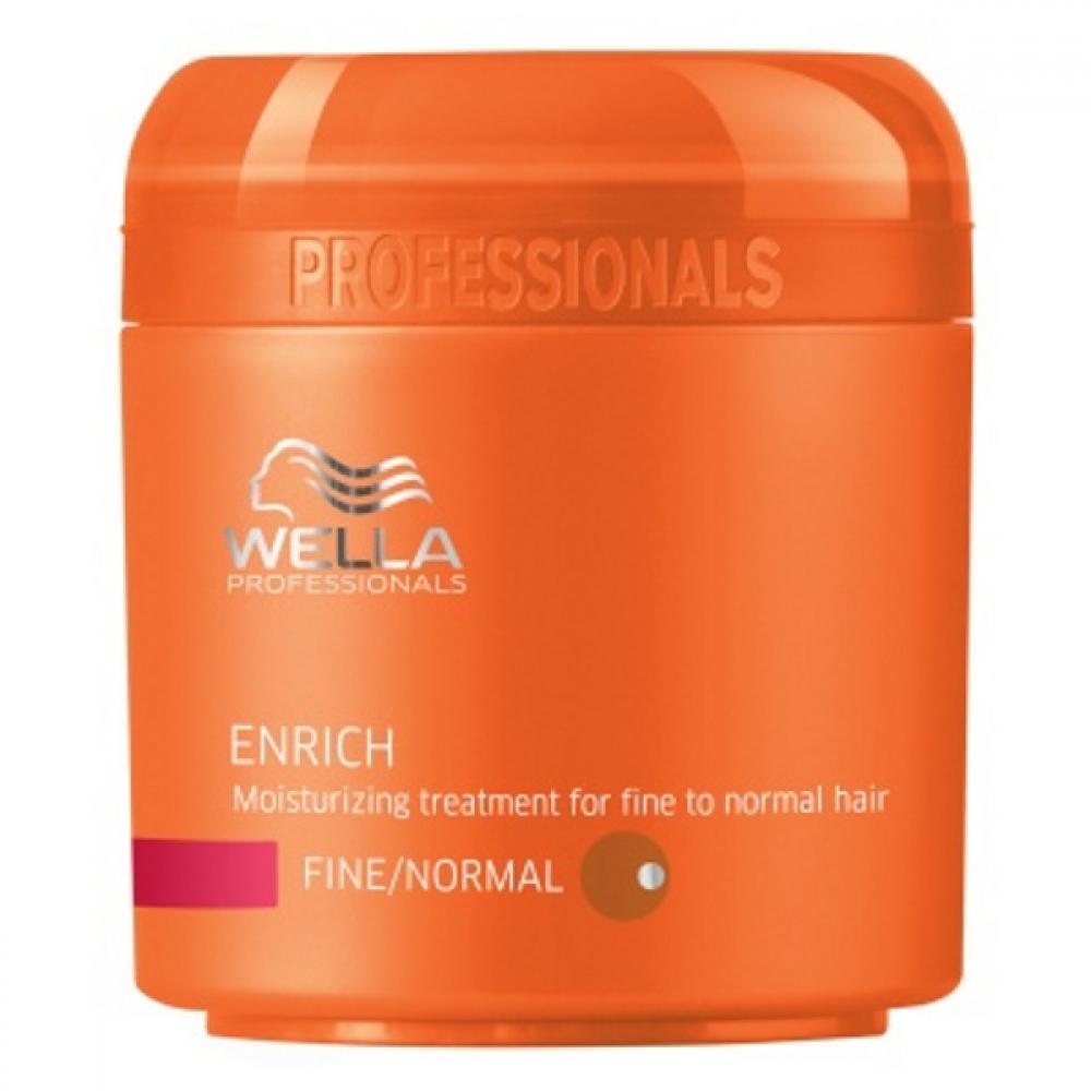WELLA CARE3 MASKA 150ml - Hydratatační pro jemné vlasy