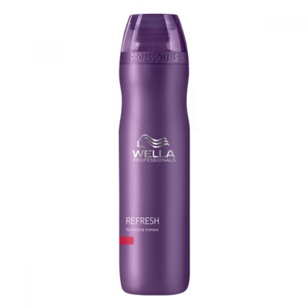WELLA CARE3 ŠAMPON 250ml - Proti vypadávání vlasů