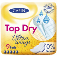 CARIN Ultra wings Top Dry 9 kusů