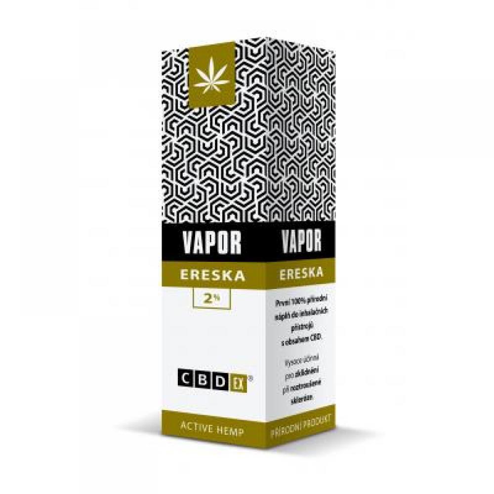 CBDex Vapor ereska 2% 20 ml