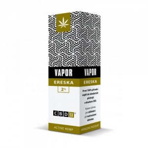 CBDex Vapor ereska 2% 20 ml