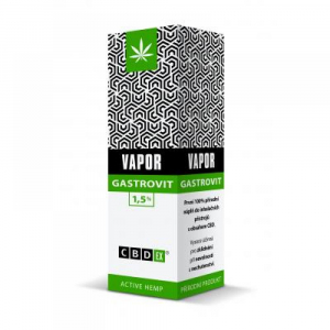 CBDex Vapor gastrovit 1,5% 20 ml