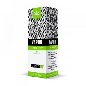 CBDex Vapor imunit 1% 20 ml