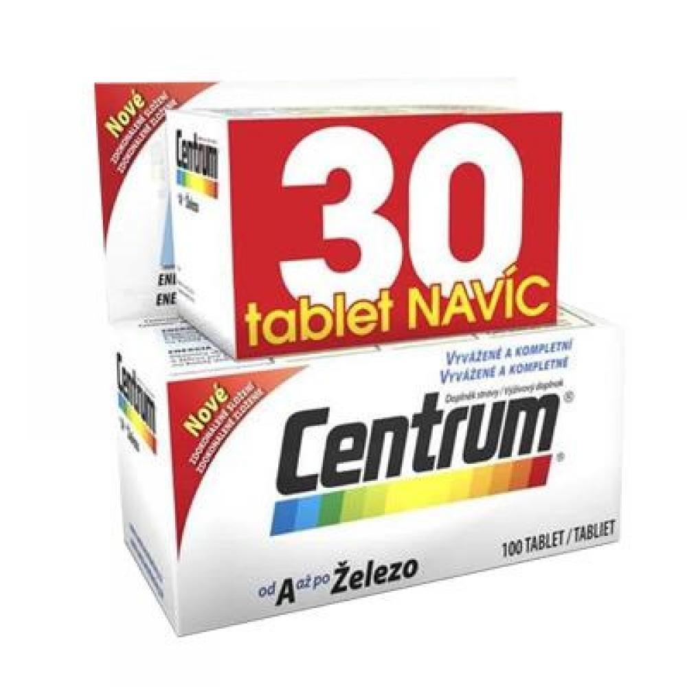 CENTRUM AZ s Multi-Efektem 100+30 tablet