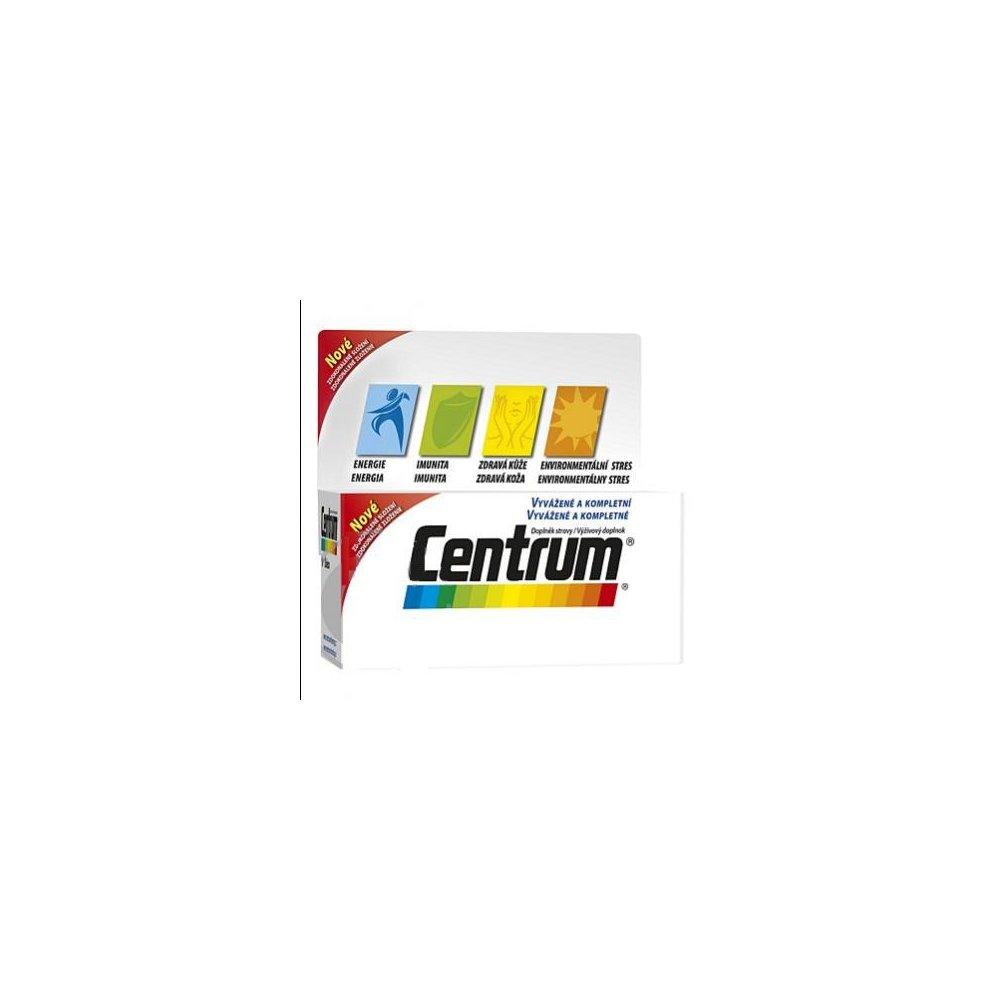 CENTRUM AZ s Multi-Efektem 100 tablet poškozený obal