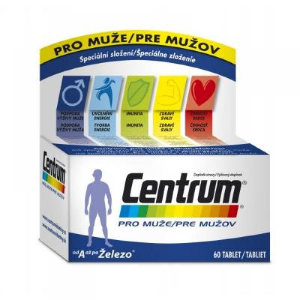 CENTRUM Pro muže 60 tablet