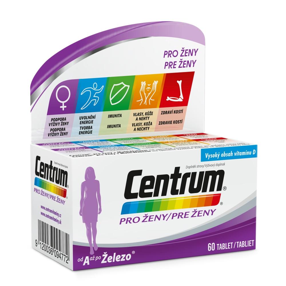 Centrum Pro ženy 60 tablet