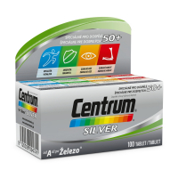 CENTRUM Silver 100 tablet