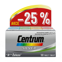 CENTRUM Silver s Multi-Efektem 100 tablet