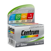 CENTRUM Silver s Multi-Efektem 30 tablet 50+