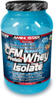 AMINOSTAR Pure CFM Protein Isolate 90% 2000 g - Jahoda