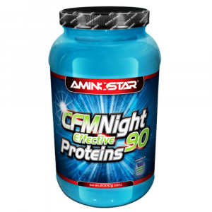 AMINOSTAR CFM Night effective protein čokoláda 1000 g