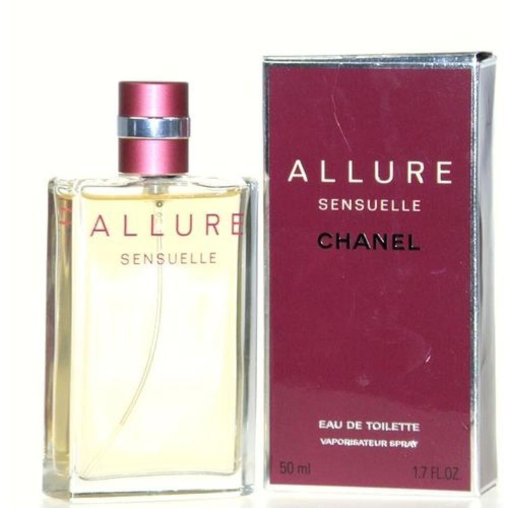 Chanel Allure Sensuelle toaletní voda 100 ml tester