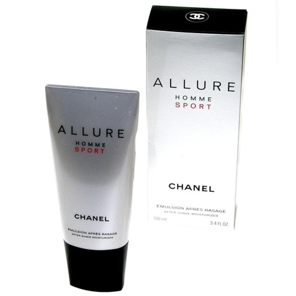 Chanel Allure Sport Balzám po holeni 100ml