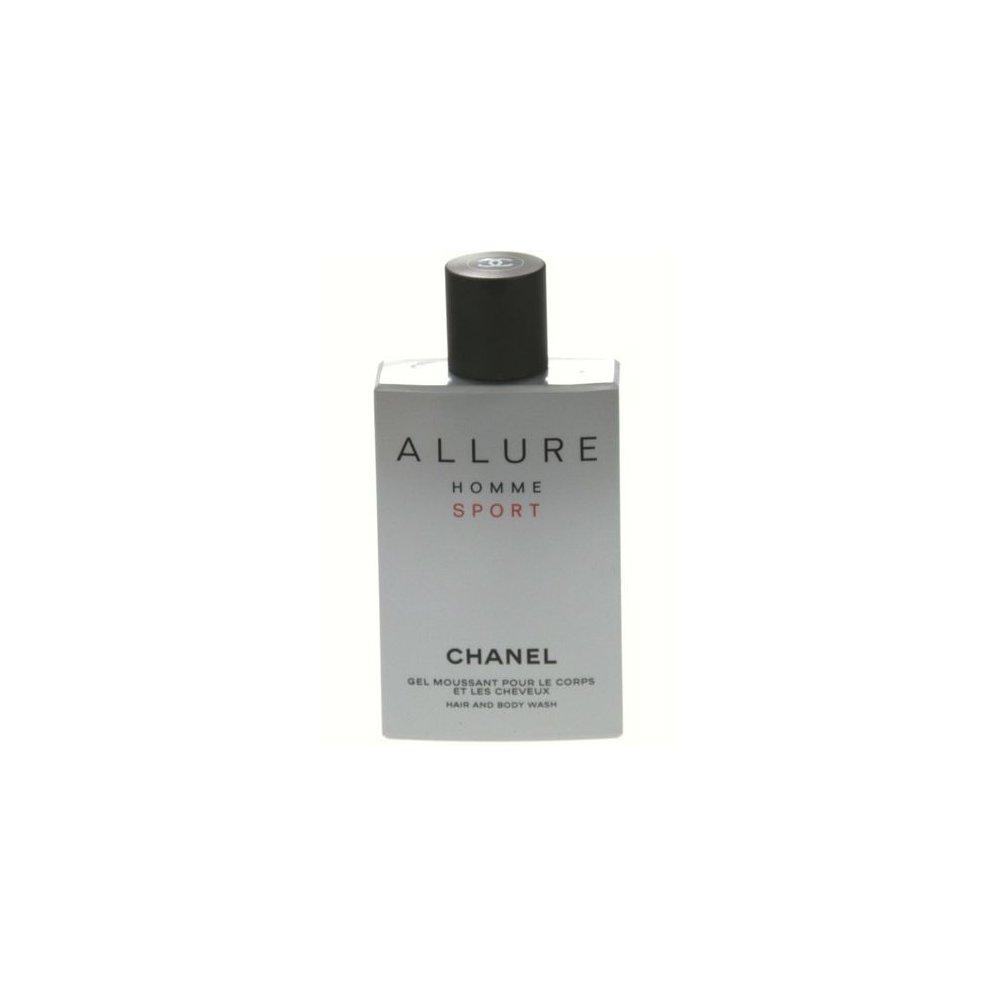 Chanel Allure Sport Sprchový gel 200ml