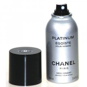 Chanel Egoiste Platinum Deodorant 100ml