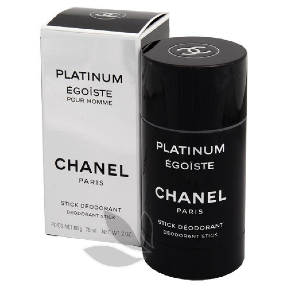 Chanel Egoiste Platinum Deostick 75ml