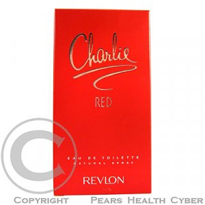 CHARLIE Red Edt.50ml