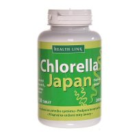 HEALTH LINK Chlorella Japan 750 tablet