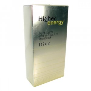 Christian Dior Higher Energy Toaletní voda 100ml