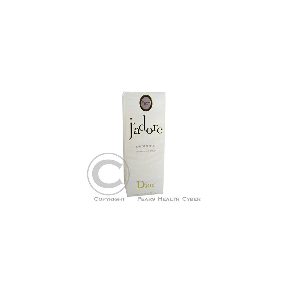 Christian Dior Jadore Parfémovaná voda 50ml