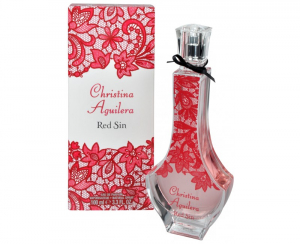 CHRISTINA AQUILERA Parfém Red Sin edp