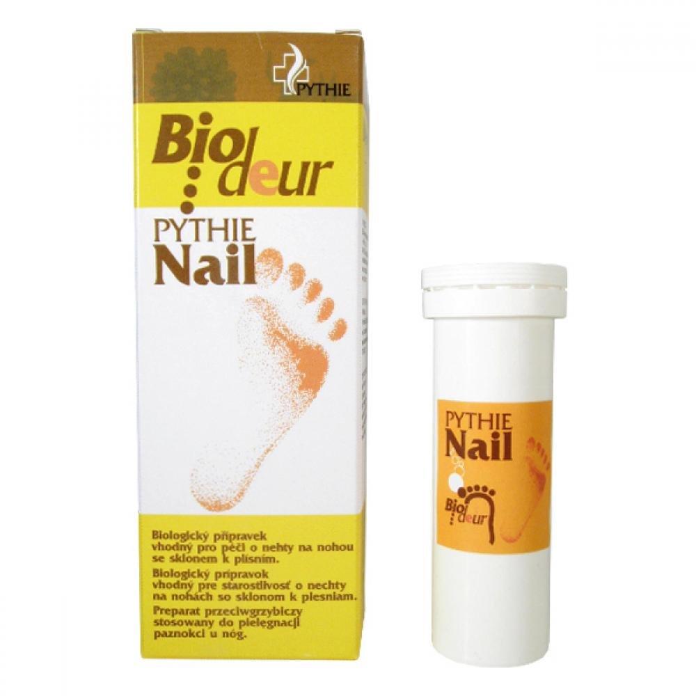 Chytrá houba Pythie Biodeur Nail 3x3 g šumivé tablety